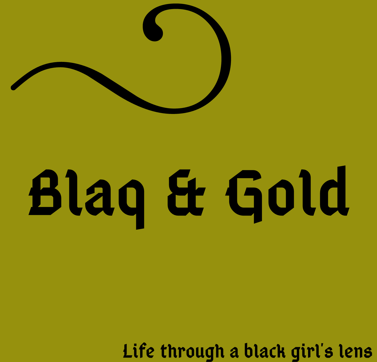 Blaq And Gold